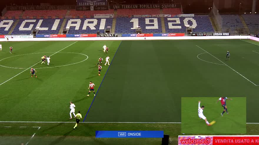 Cagliari-Milan 0-2: gol e highlights