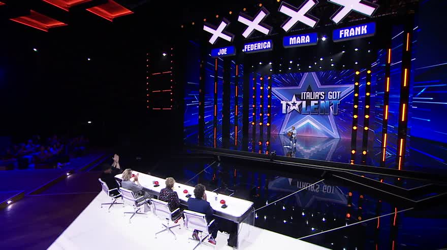 Italia's Got Talent 2021: il fischio polifonico di Avio
