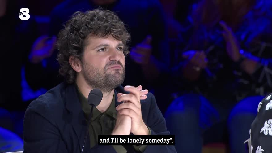 Italia's Got Talent: Joe, Alex e Lodo
