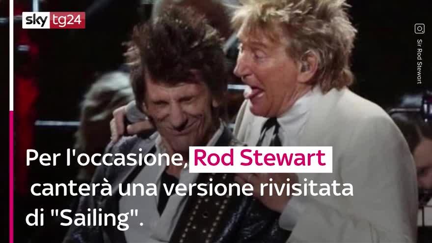 Rod Stewart Berlin 2021