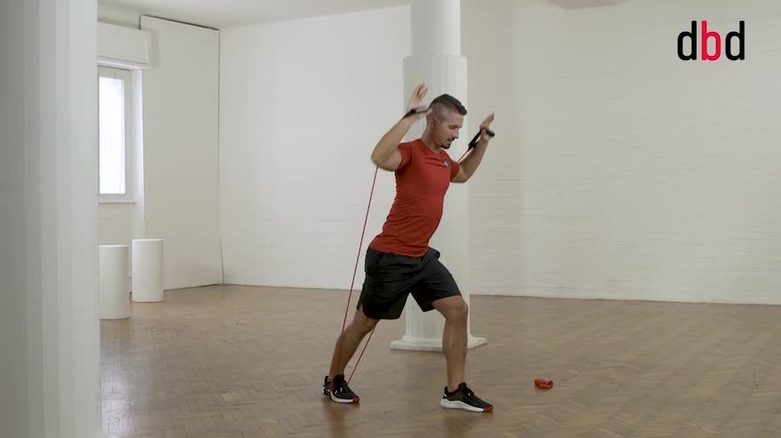 LIT Fitness: Shoulder press