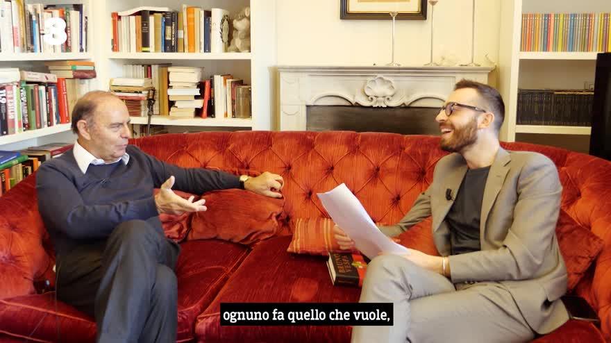 Permesso Maisano: Bruno Vespa e il rapporto con la moglie