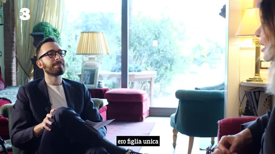 Permesso Maisano: la storia familiare di Alba Parietti