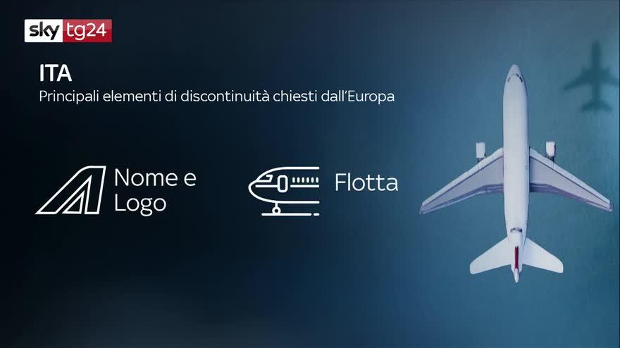Trasporto aereo, da Alitalia a Ita in attesa via libera Ue