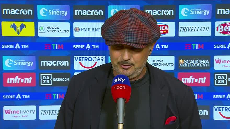 """Mihajlovic torna al Bentegodi: """"In 2 anni sono rinato"""""""