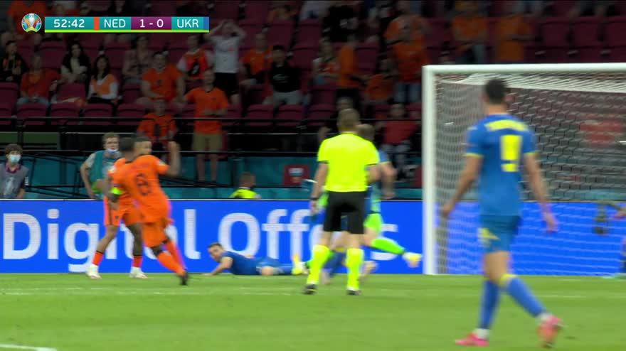 Euro 2020, Olanda-Ucraina 3-2: video, gol e highlights