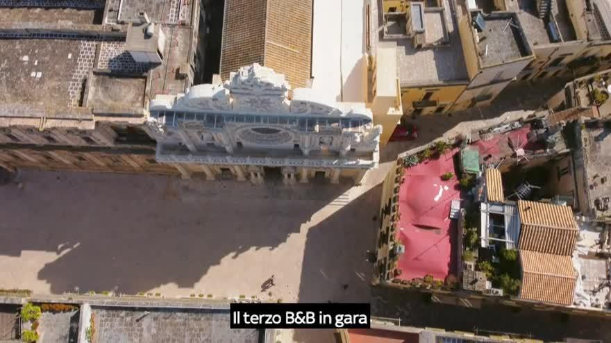 Bruno Barbieri 4 Hotel. Lecce: gli hotel in gara