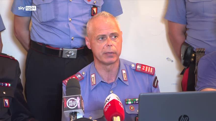 Bimbo scomparso, parla il carabiniere che lo ha salvato