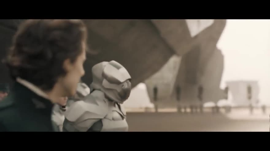Dune, il trailer del film con Zendaya e Timothee Chalamet