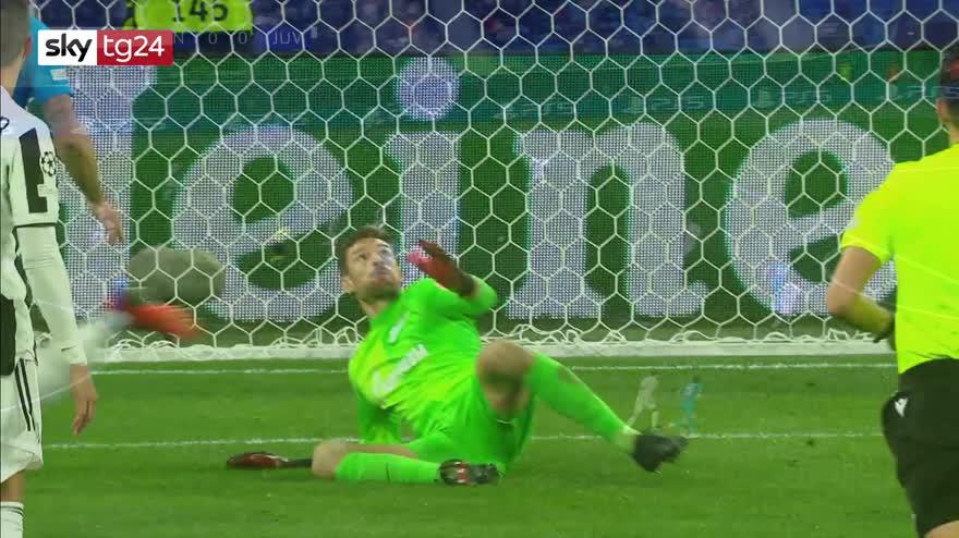 Champions League, Zenit-Juventus 0-1: gol e highlights