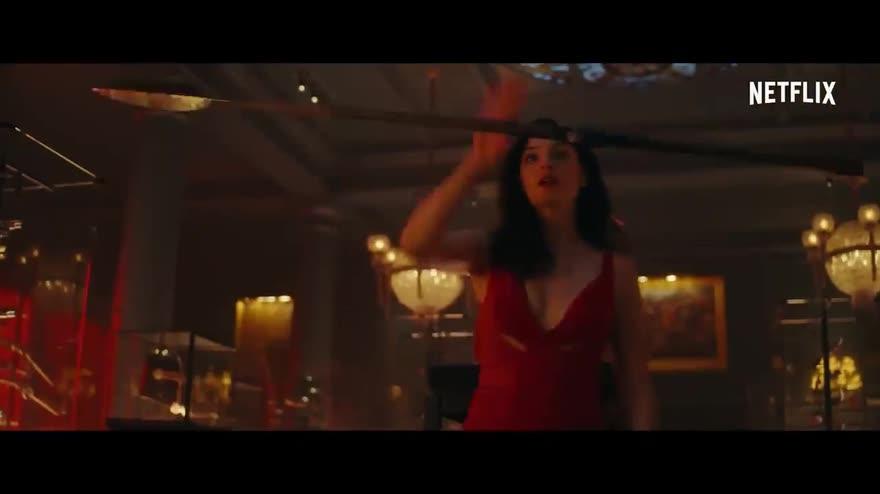 Red Notice, nuovo trailer del film