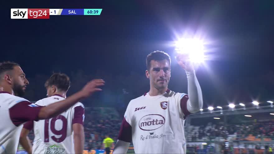 Serie A, Venezia-Salernitana 1-2: video, gol e highlights