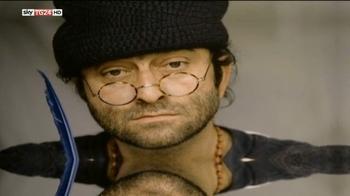 Lucio Dalla, una mostra fotografa il cantautore