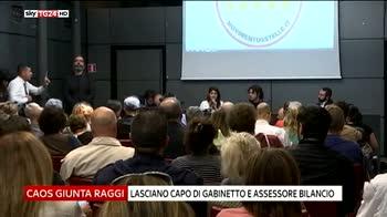 Roma, lasciano capo gabinetto e assessore al bilancio