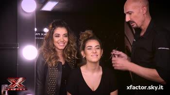 Max Factor: il backstage del sesto Live Show