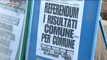 Referendum, il SI di Siena con la paura di Mps