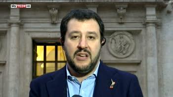 Salvini, dare risposte a chi ha votato no