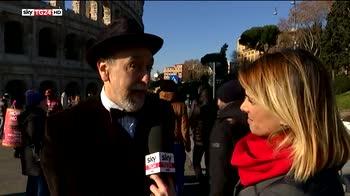 Sicurezza, Roma blindata per il Capodanno