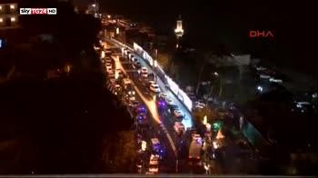 Terrore a Istanbul, dinamica simile a Bataclan