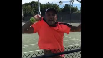 vieri batte fratello max tennis