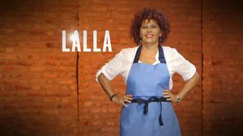 Lalla a Master of Pasta