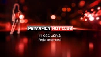Malena la Pugliese con Rocco Siffredi su Primafila Hot Club