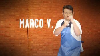 Marco V. a Master of Pasta