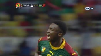 PUNIZIONE Burkina Faso Camerun OK