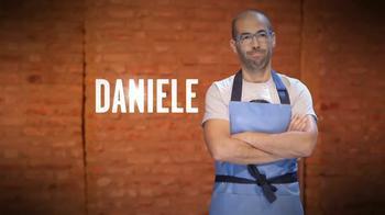 Daniele a Master of Pasta