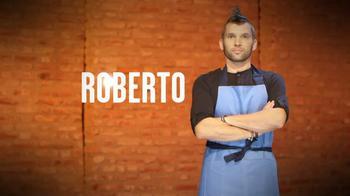 Roberto a Master of Pasta