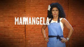 Mariangela a Master of Pasta