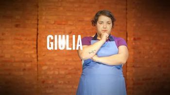 Giulia a Master of Pasta