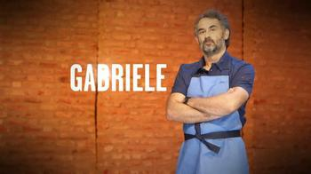 Gabriele a Master of Pasta