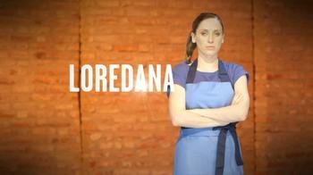 Loredana a Master of Pasta