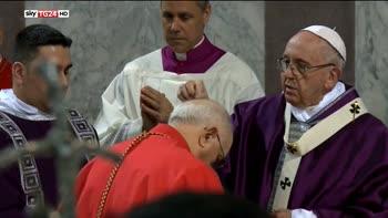 Pedofilia nel clero, si dim