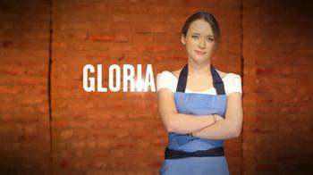 Gloria a Master of Pasta