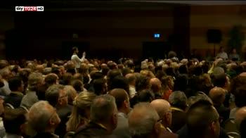 Energie per l'Italia, prima convention a Roma