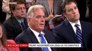 Crisi coreana, Trump vuole incontrare Kim Jong-Un