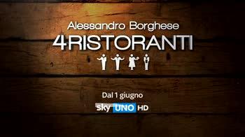Alessandro Borghese 4 Ristoranti - Estate
