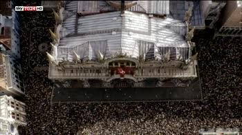 Su Sky 1993 e The New Pope