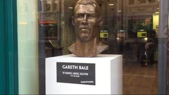 Santos, lo scultore di Ronaldo ci riprova con Bale...