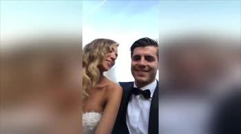 alvaro bacio sposa