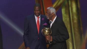 NBA AWARDS PREMIAZIONE RUSSELL