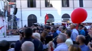 Pisapia lancia la sfida a Renzi