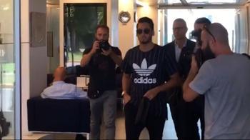 Calhanoglu è arrivato a Milano: lunedì le visite mediche