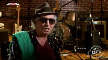 Keith Richards, nuovo album di inediti per gli Stones