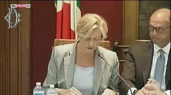 Pinotti, in Libia coopereremo ma autodifesa lecita