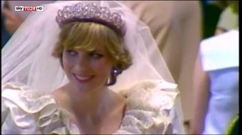 Carlo e Diana, restaurato in 4k il film delle nozze