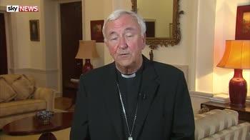 Archbishop tribute to Cardinal Murphy-O'Connor