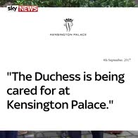 Kate expecting royal baby number three
